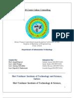 Minor Project Report Report