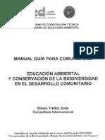 Manual Guia Para Comunidades