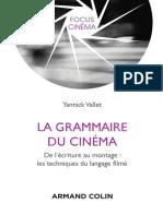 grammaire cinema extrait