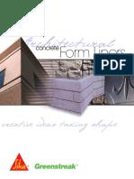 Formliner Brochure