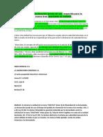 SWISS MEDICAL  C LABORATORIO OMICRON