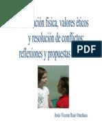 02. Educación física y conflictos