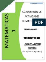 1o 3T  MAESTRO- MATEMATICAS CUADERNILLO DE ACTIVIDADES