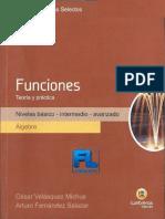 Temas Selectos [Lumbreras]- Funciones -algebra