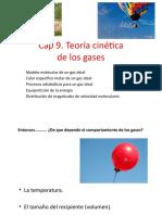 Cap 9 TEORIA DE GASES (1)(1)