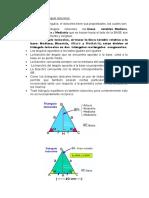 Propiedades del triangulo isosceles y rectangulo.