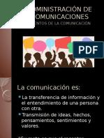 03 La dinámica de la comunicación