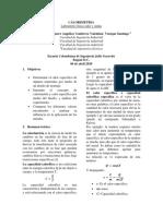 FCOP+ CALORIMETRIA