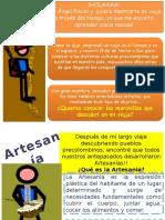 APOYO_TECNOLOGÍA_SEG_Cestería, alfarería, otros_6 a 9 de abril