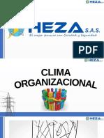 CLIMA ORGANIZACIONAL Y SATISFACCIÓN.pptx
