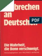 Wilfried Ahrens - Verbrechen an Deutschen