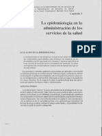 la epidemiologia en la  administracion de los servicios de  salud.pdf