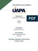 Tarea 6 de Metodología de la Investigación II ysabel.docx