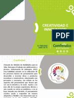 CREATIVIDAD E INNOVACIÓN CONFENALCO