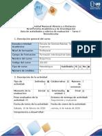 Guía de actividades y rúbrica de evaluación - Tarea 1 - Biomoléculas.docx