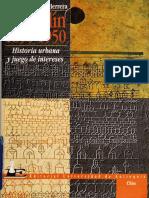 (Clio) Botero Herrera, Fernando - Medellín 1890-1950_ historia urbana y juego de intereses-Editorial Universidad de Antioquia (1996).pdf