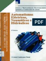 Automatismo Electricos, Neumatico e Hidraulico.
