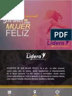 TALLER SECRETOS DE UNA MUJER FELIZ