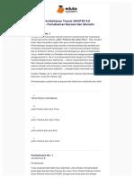TPS - Pemahaman Bacaan dan Menulis(1)