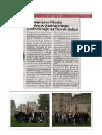 article echange indépendant PDF