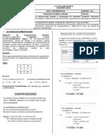 GUIA 1 MATEMATICAS 1101 - 1102