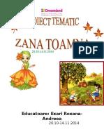 Zana Toamna