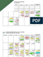 Agenda Bimestral FSA