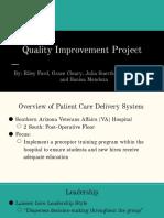 quality improvement powerpoint