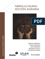 DESARROLLO RURAL Y CUESTIONES AGRARIAS- APARICIO