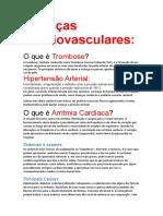 UC4 - Sistema Circulatório - Doenças Cardiovasculares