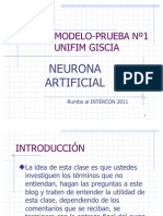 02 - Neurona Artificial