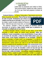 LA ENTRADA DEL REY