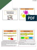 Clase Toxicocinética y Toxicodinamia.pdf