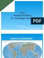 TEMA 2 - LEGISLACION MARITIMA