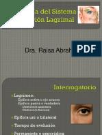 Semiologia lagrimal