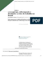 Jornal Nexo - Desemprego subocupação e desalento - a crise do trabalho no Brasil.pdf