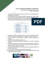 Taller de materiales poliméricos y compuestos(1)