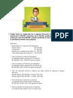 Evidencia AA2-Ev2 curso sena Solución de situaciones problema Sistema General de Seguridad Social en Colombia.