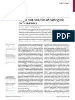 Origin and evolution of pathogenic coronaviruses.pdf