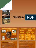 Origen de los primeros pobladores peruanos.pptx