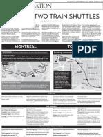 Train Shuttles