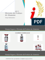 Manejo Seguro y Eficiente del Fosfuro de Aluminio - CAPACITACION SANEAMIENTO 19-02-19