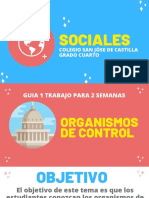Sociales Semana 4