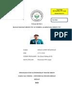TUGAS RUTIN 1-Permesinan CNC Lanjut
