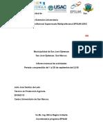 2 Informe-Septiembre-San José Ojetenam- Santizo de Leon Julio José.docx