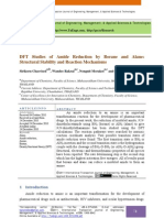 The DFT Study of Amide Reduction by Borane and Alane