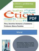 Problemas éticos y morales