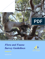 FLORA AND FAUNA SURVEY GUIDELINES.pdf