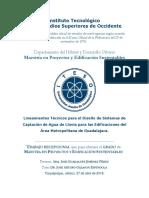 Lineamientos técnicos para el diseño de sistemas de captación de agua de lluvia para las edificaciones del Área Metropolitana de Guadalajara (1).pdf