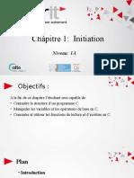 Chap1-Initiation